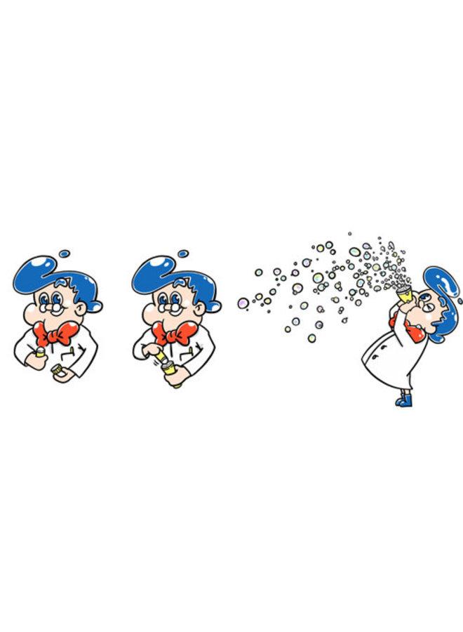 Uncle Bubble - Catch & Stack Bizzy Bubble