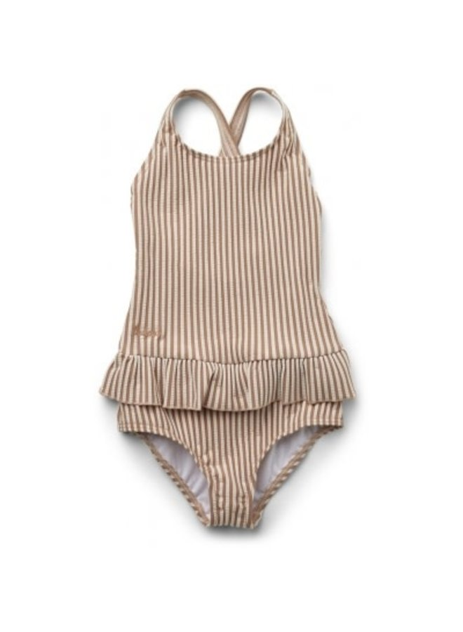 Sille Swim Jumpsuit Structure -