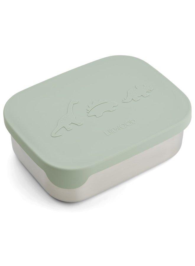 Liewood - Arthur Lunchbox - Dino Dusty Mint