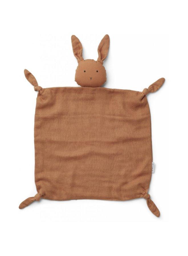 Liewood - Agnete - Cuddle Cloth - Rabbit Sienna Rose