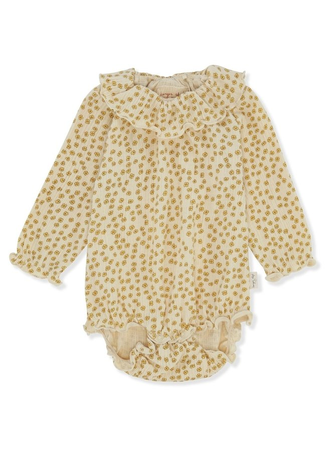 Chleo Body - Buttercup Yellow
