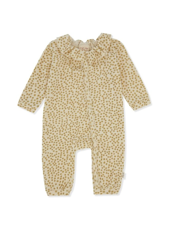 Konges Sløjd - Chleo Onesie - Buttercup Yellow