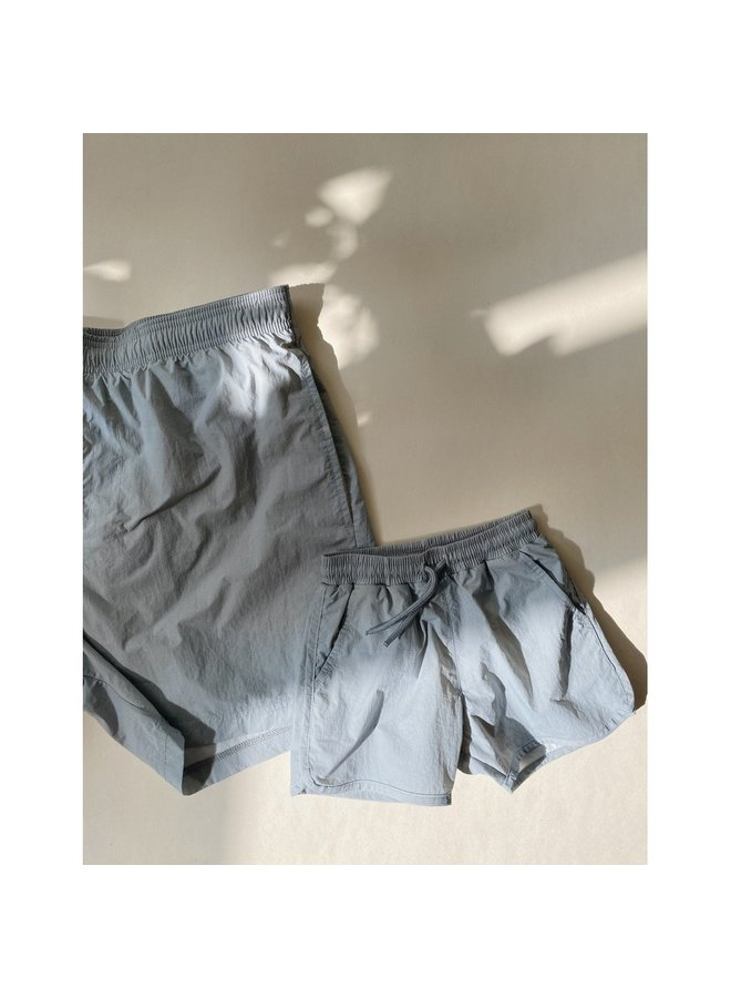 Konges Sløjd Aster Boy Swimpants - Quarry Blue