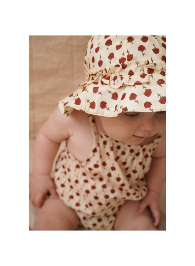 Konges Sløjd - Acacia Romber - Poppyflower Red