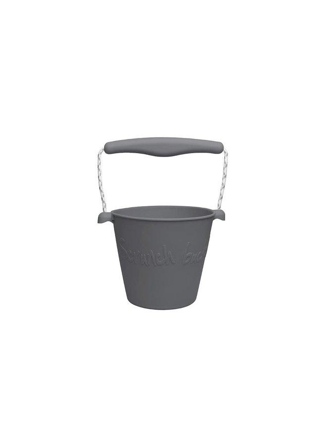 Scrunch - Bucket - Cool Grey