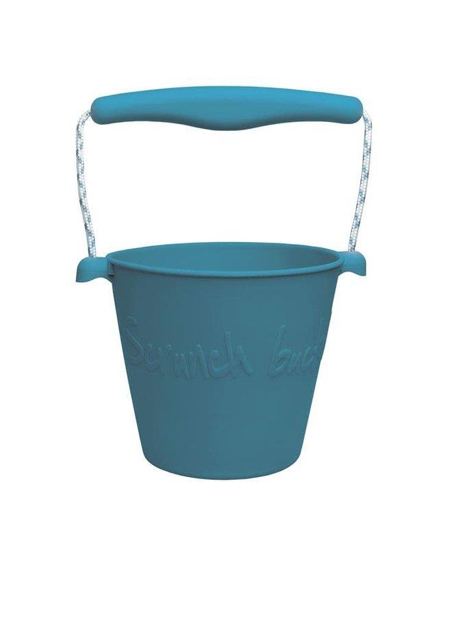 Scrunch - Bucket - Grey Blue