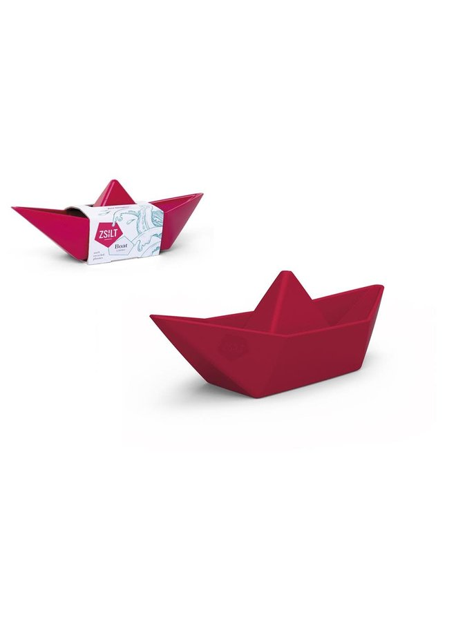 Boat - Red