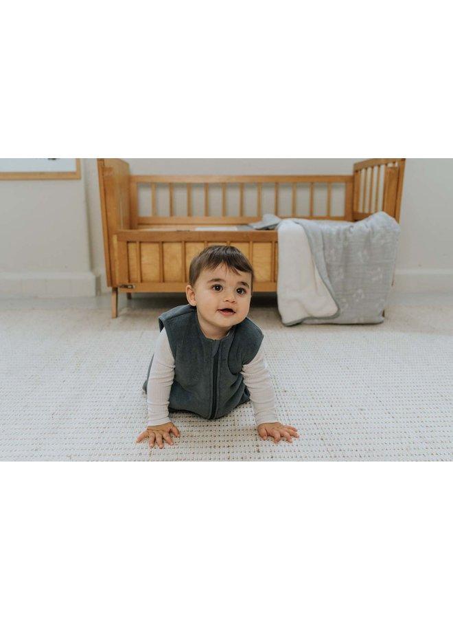 Koeka - Baby - Slaapzaak Mouwloos Royan - Shadow Green