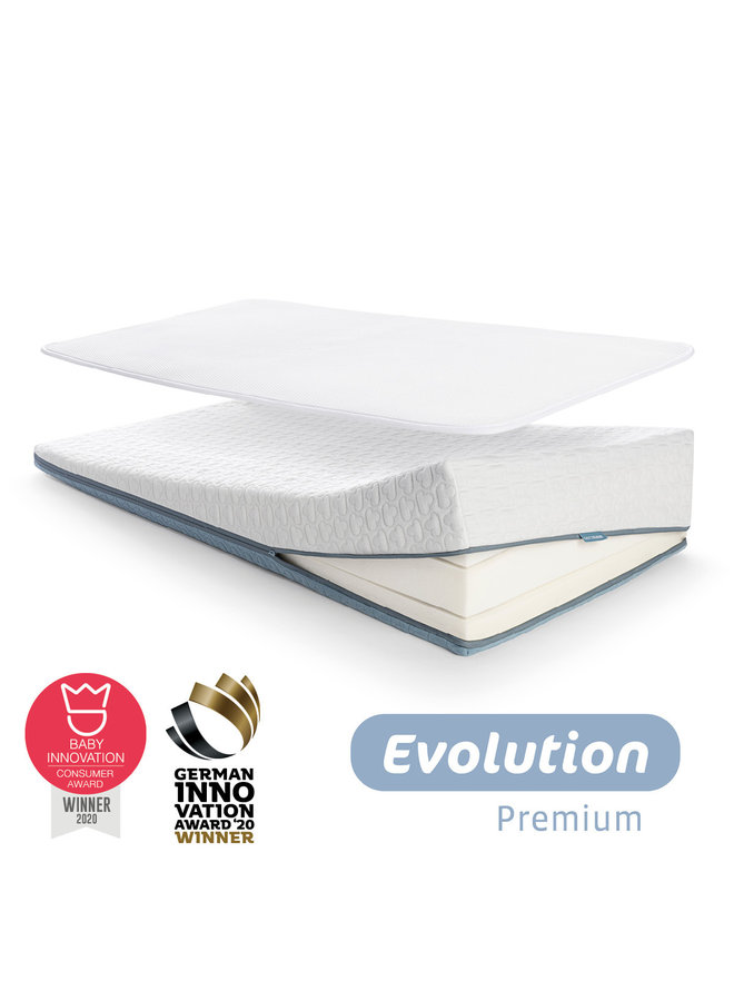 Aerosleep - Evolution Pack Premium 2 in 1 - 140x70