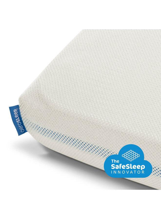 Aerosleep - SafeSleep Hoeslaken - 120x60 - Offwhite
