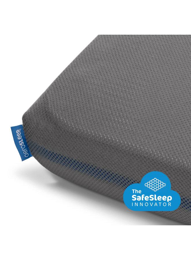 Aerosleep - SafeSleep Hoeslaken - 140x70 - Dark Grey