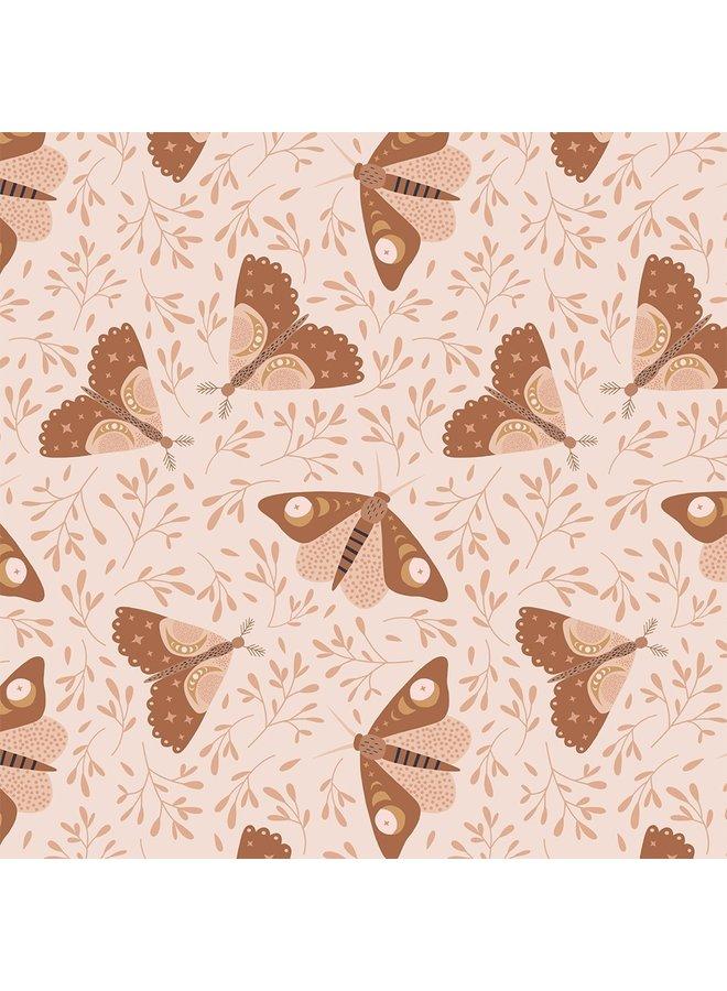 May and Fay - Behang - Moon Moths