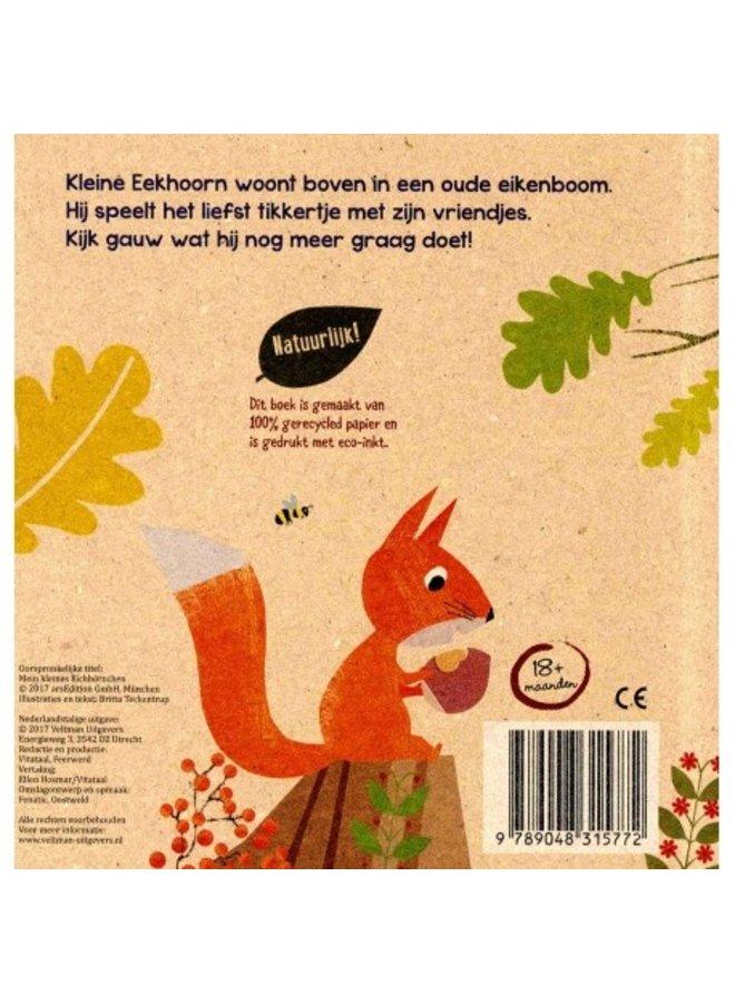 Veltman Uitgevers - Britta Teckentrup - Mijn Kleine Eekhoorn