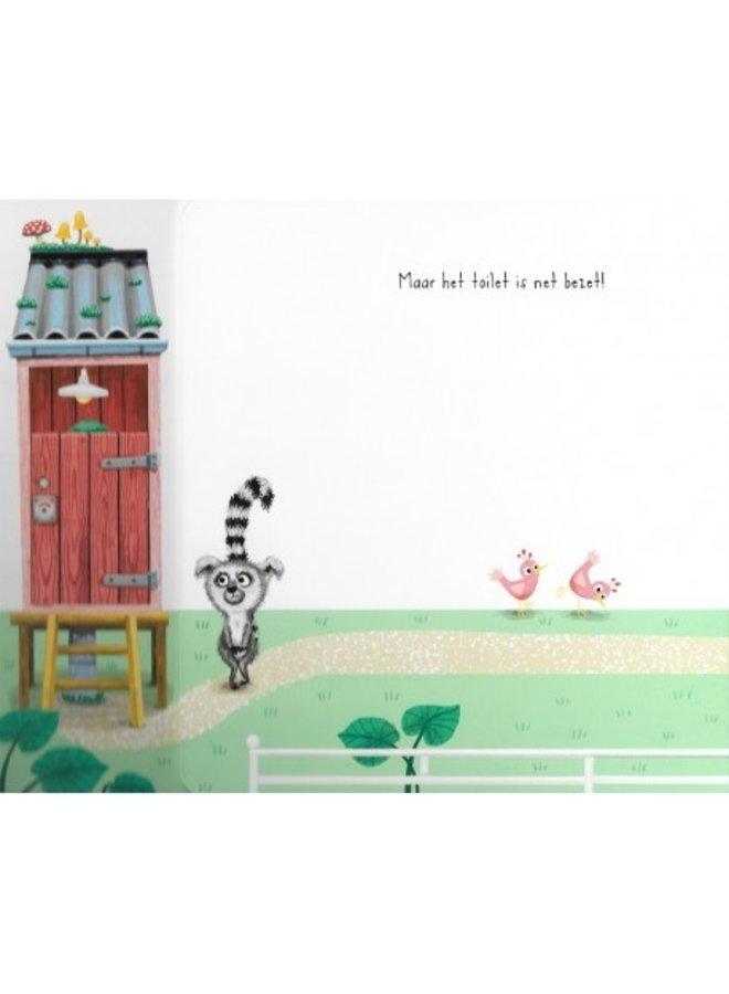 Veltman Uitgevers - Anne Taube & Eefje Kuijl - O nee, de hele dierentuin moet naar de WC