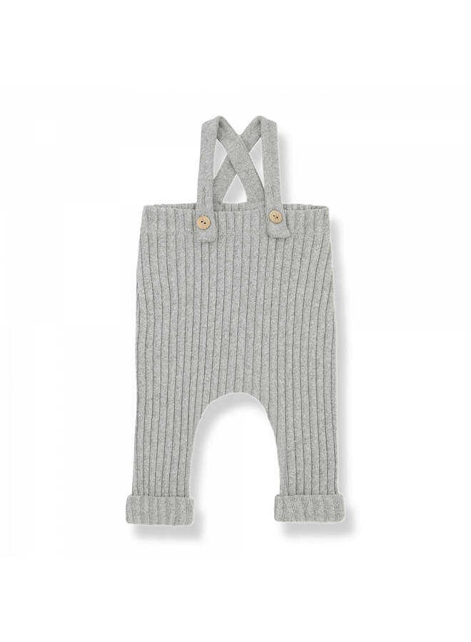 1+ in the family - Recycled Rib Fleece Anouk - Grey