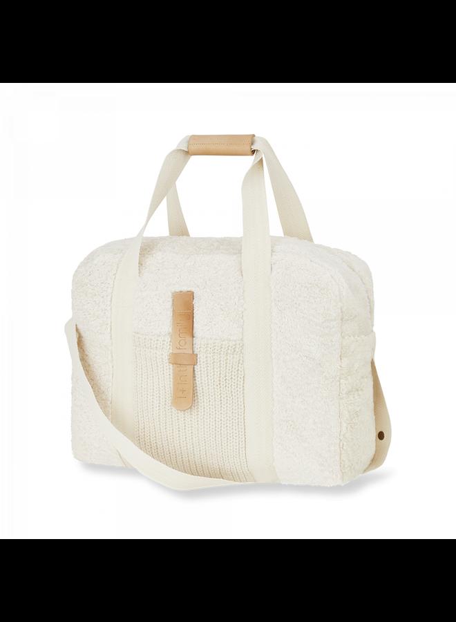Newborn Accessoires Bag - Ecru