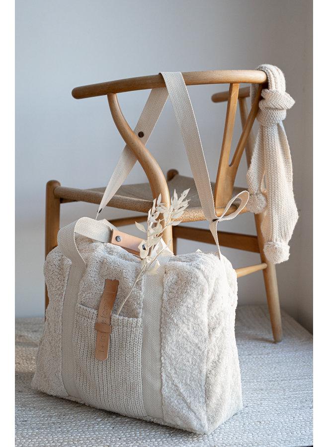 1+ in the family - Newborn Accessoires Bag - Ecru