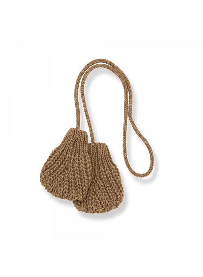 1+ in the family - One Color Knit Leda - Brandy