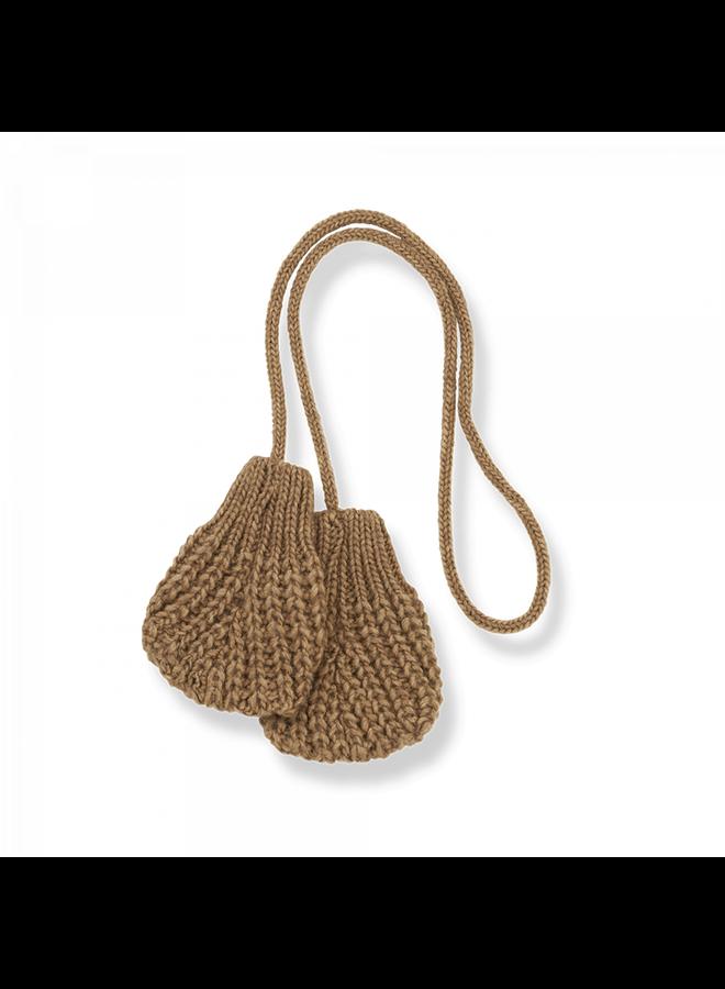 One Color Knit Leda - Brandy