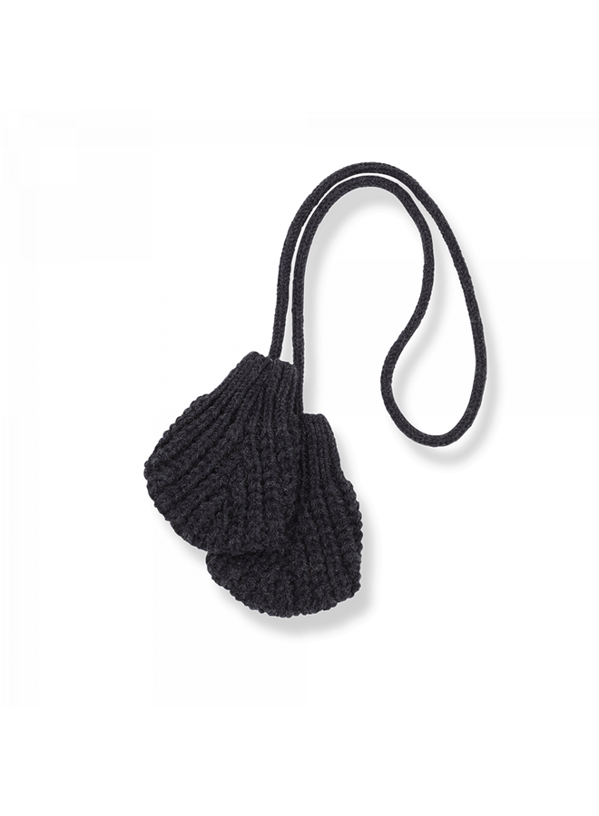 1+ in the family - One Color Knit Leda - Charcoal