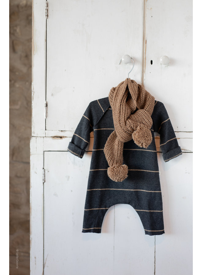 1+ in the family - One Color Knit - Clyde - Brandy