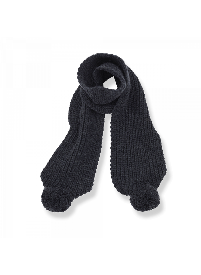 One Color Knit - Clyde - Charcoal