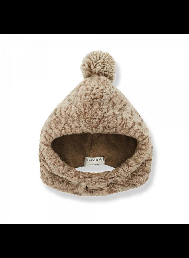 1+ in the family - Baby Furry - Gigi - Beige