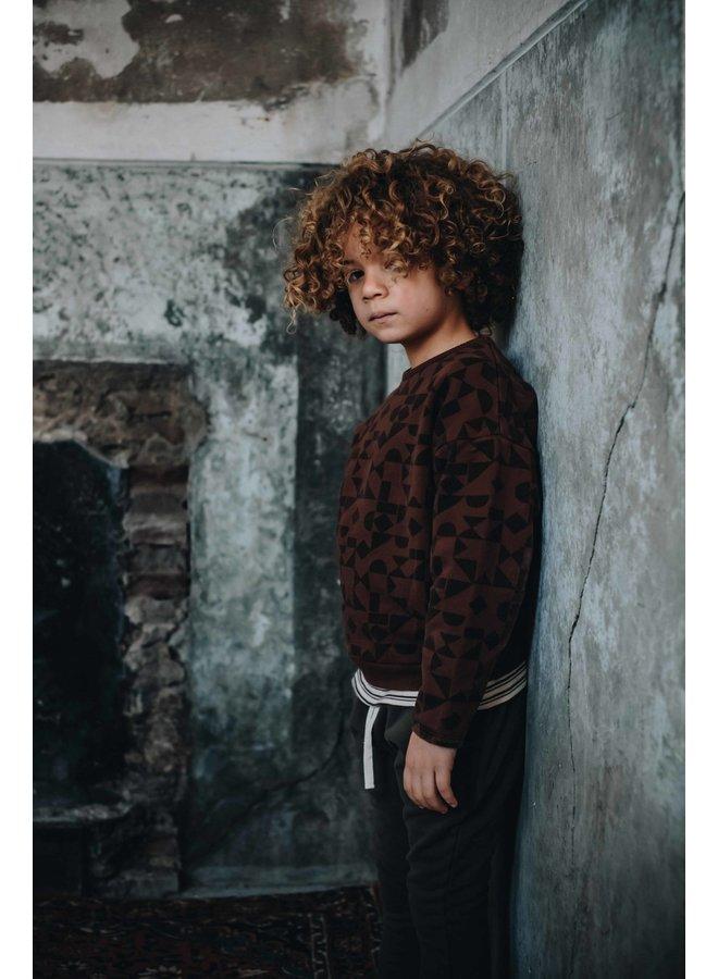 Blossom Kids - Sweater - Geometric