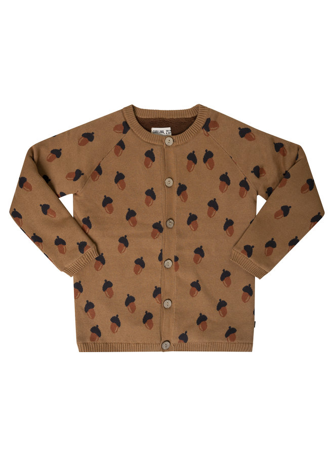 Carlijnq - Acorn - Knitted Cardigan