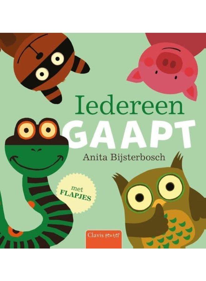 Clavis Books - Anita Bijsterbosch - Iedereen Gaapt
