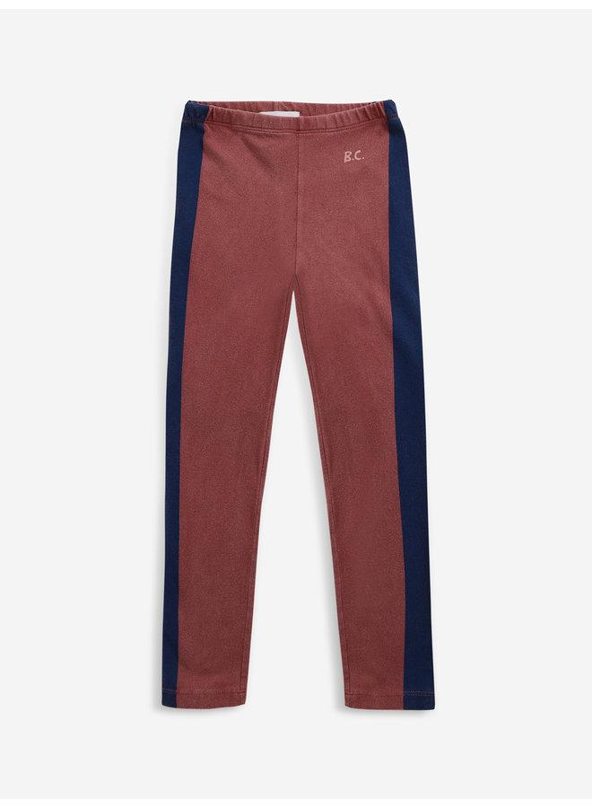 Blue Stripes - Leggings