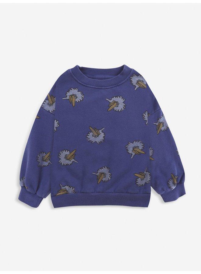 Birdie All Over - Sweatshirt