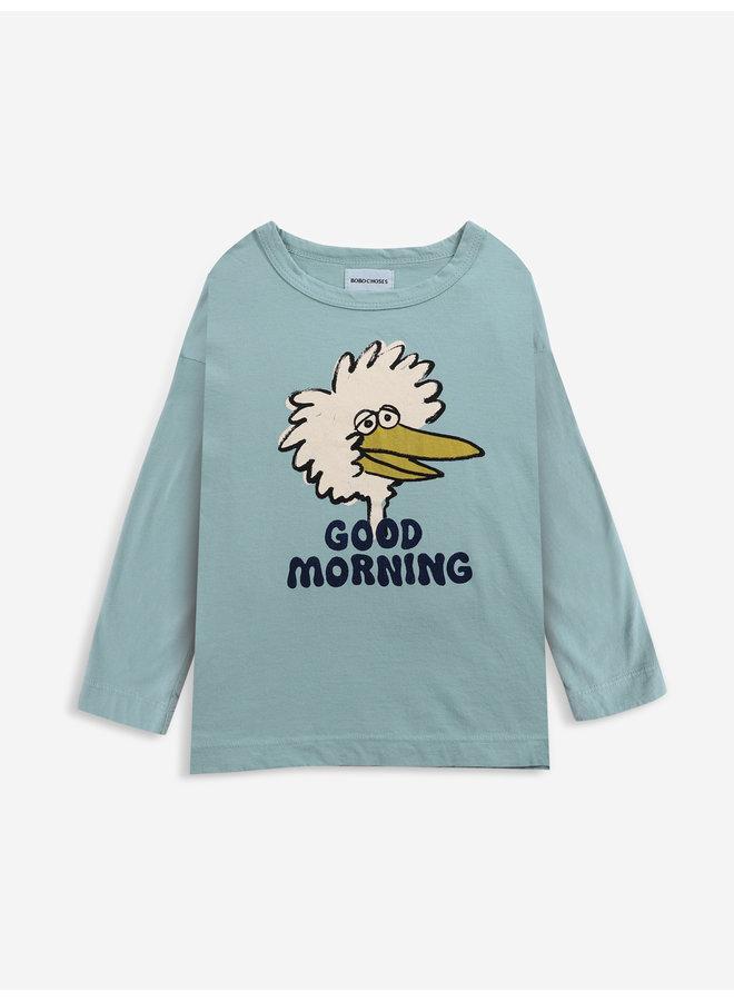 Birdie - Long Sleeve Kids T-Shirt