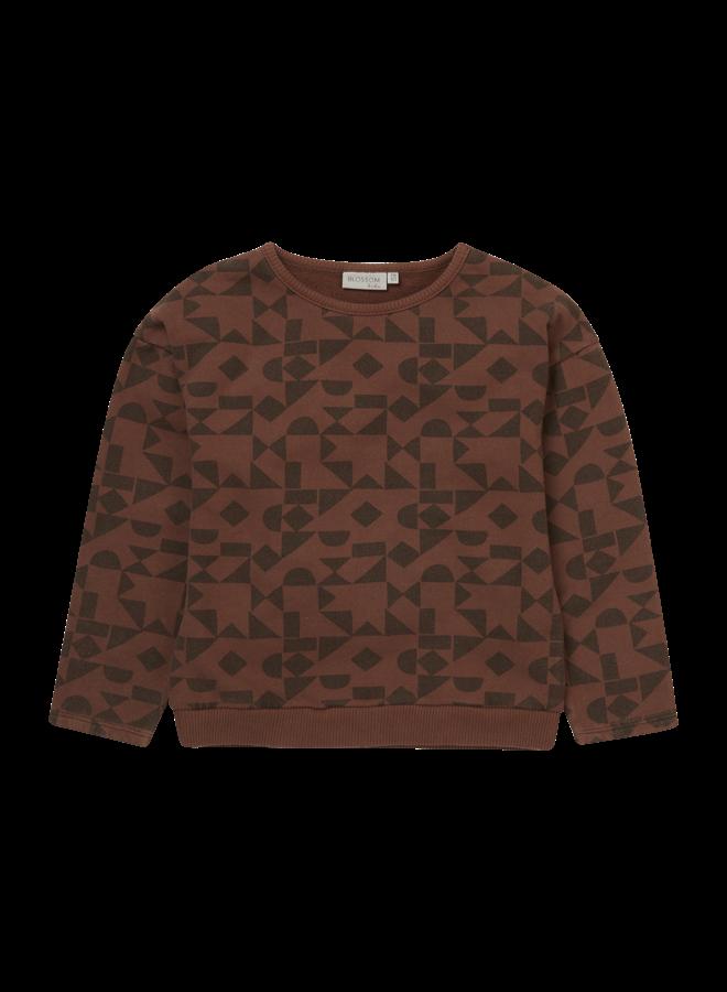 Sweater - Geometric