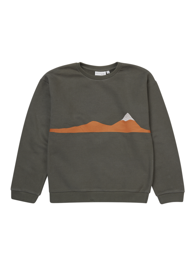 Blossom Kids - Sweater - Snowy Mountain