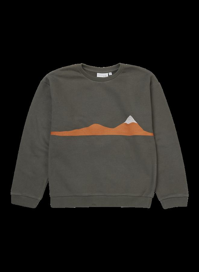 Sweater - Snowy Mountain