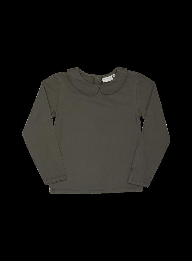Blossom Kids - Peterpan Long Sleeve Shirt - Sage