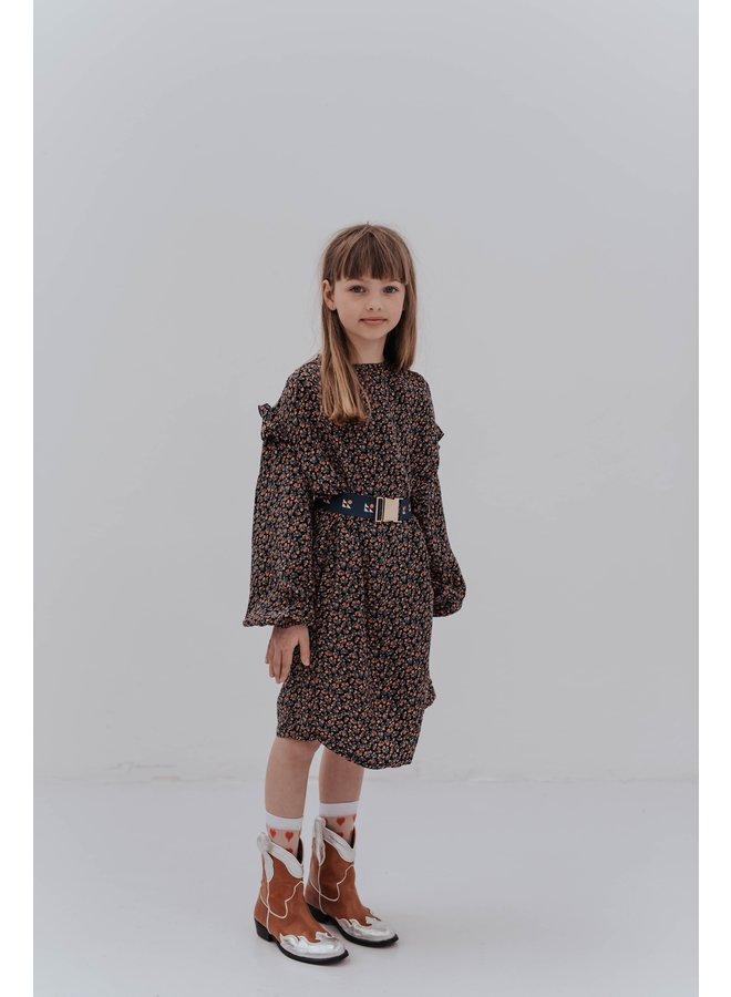 Repose AMS - Bloom Dress - Pop Mini Flower