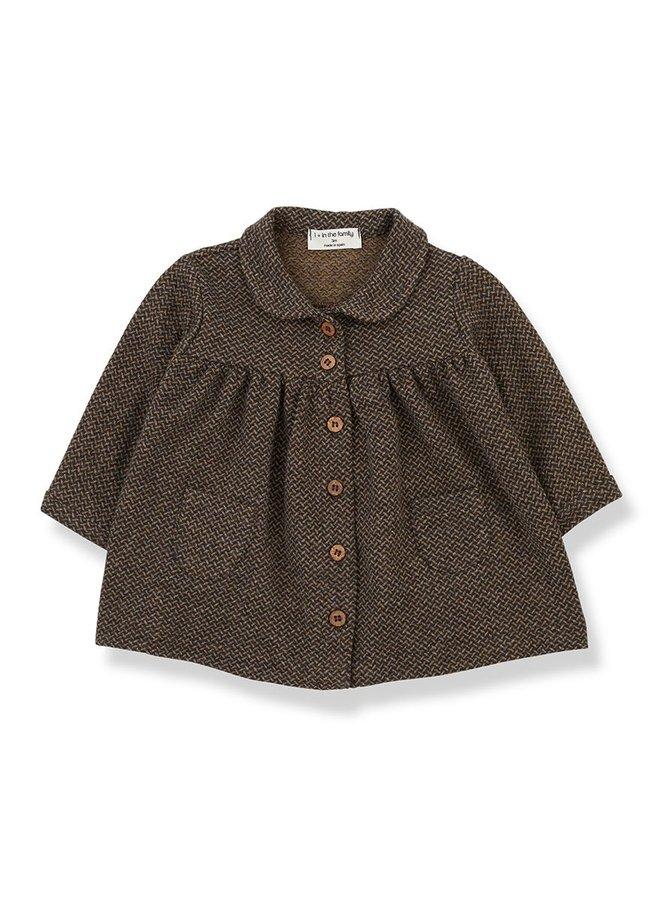Bonnie - Dress - Charcoal