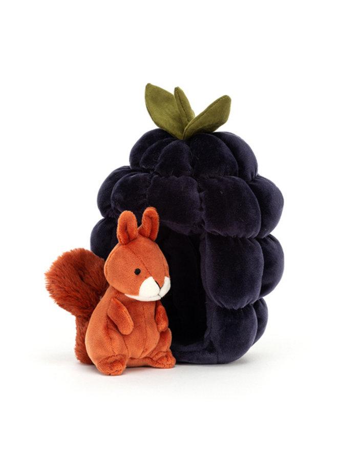 Jellycat - brambling Squirrel