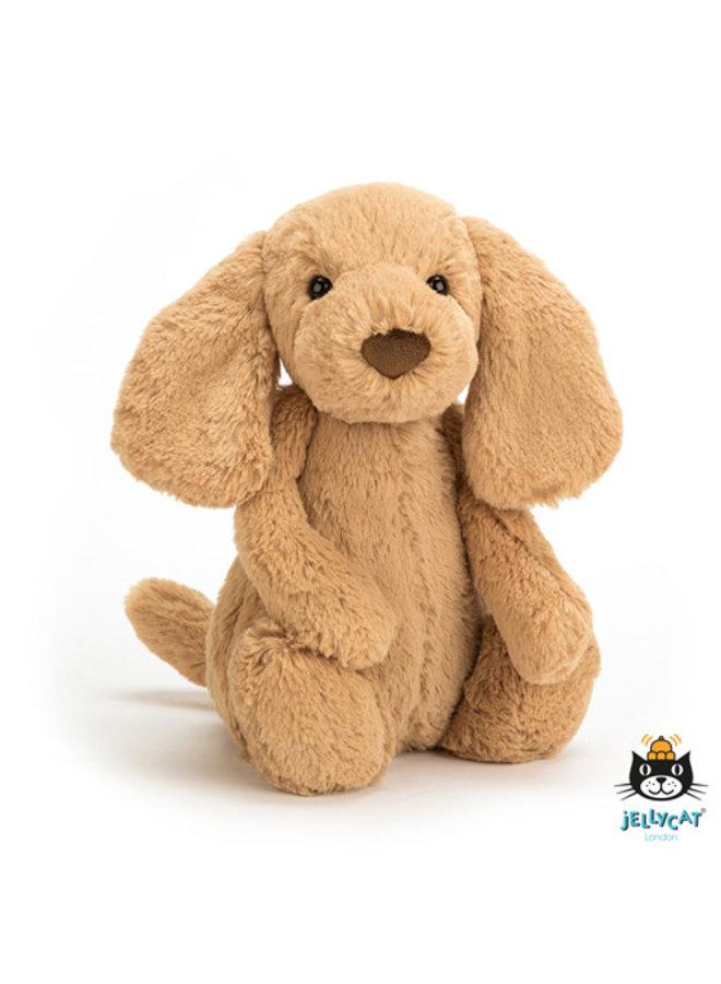 Bashful Toffee Puppy Medium