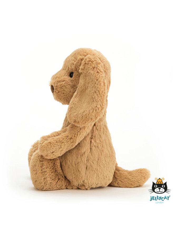 Jellycat - Bashful Toffee Puppy Medium