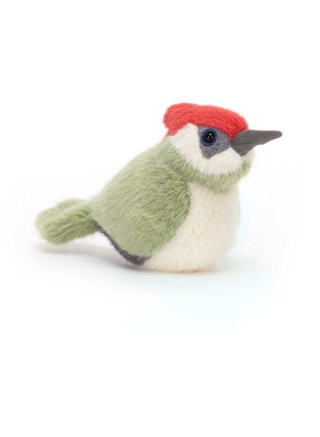 Jellycat - Birdling Woodpecker