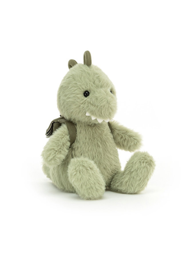 Jellycat - Backpack Dino