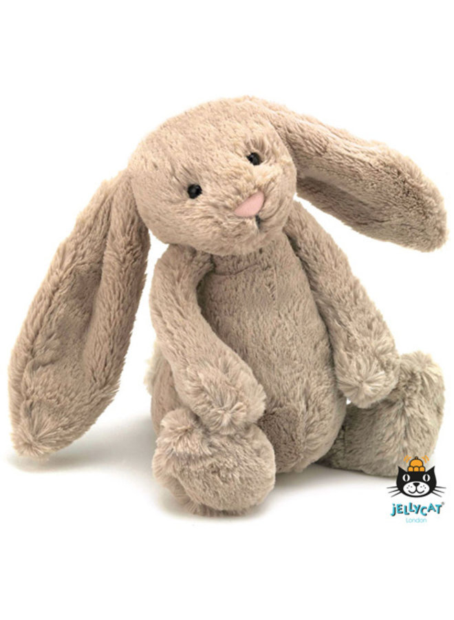 Jellycat - Bashful Beige Bunny Small