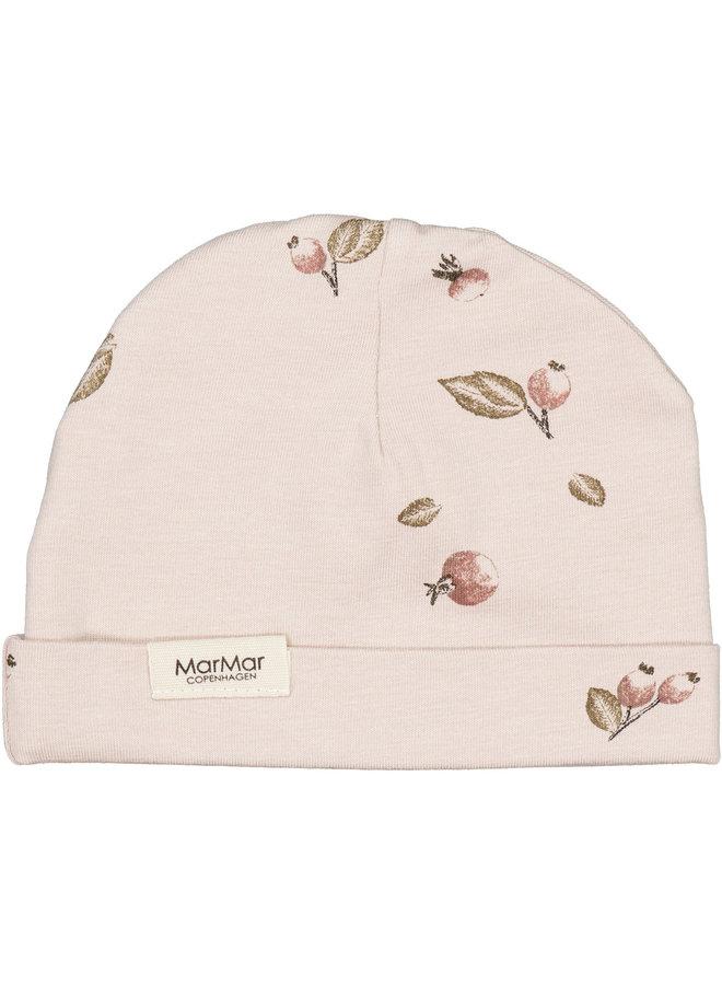 MarMar Copenhagen - Aiko - Modal Smooth Print - Hat - Rosehips