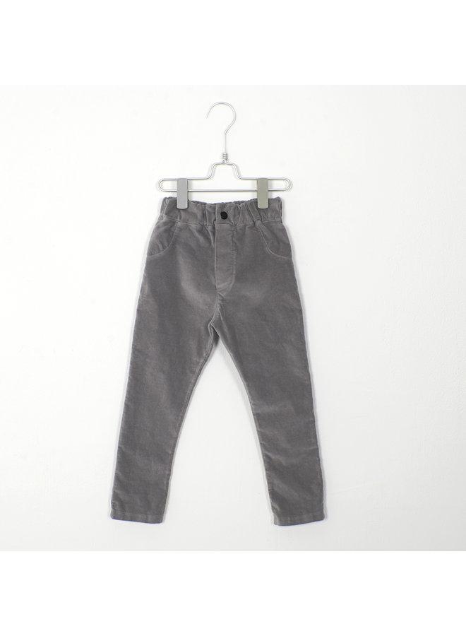 Lötiekids - 5 Pockets Solid - Grey