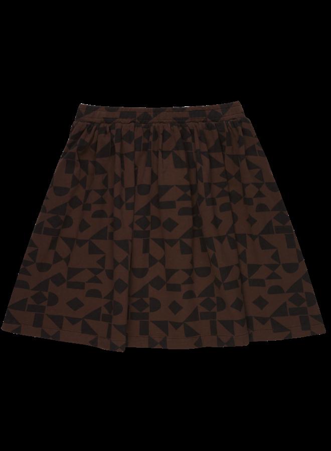 Skirt - Geometric