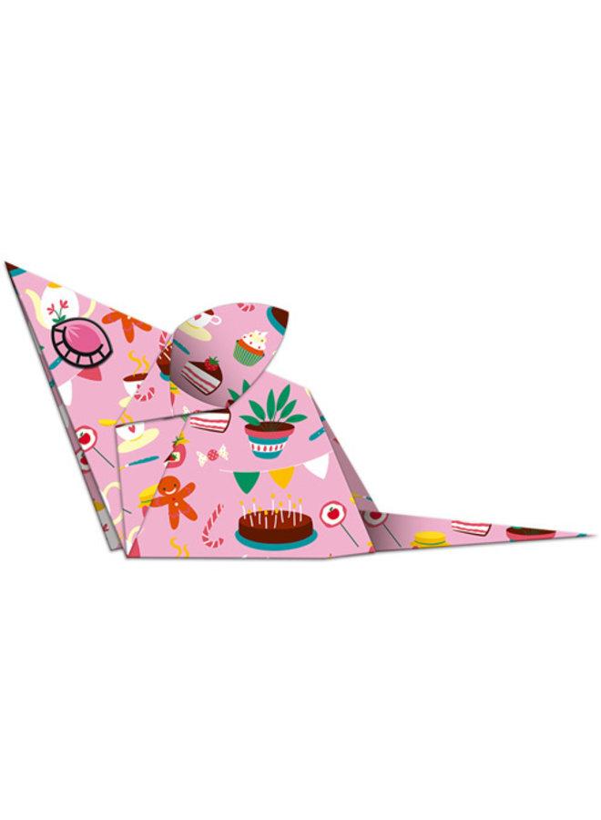 Janod - Atelier - Origami Dieren