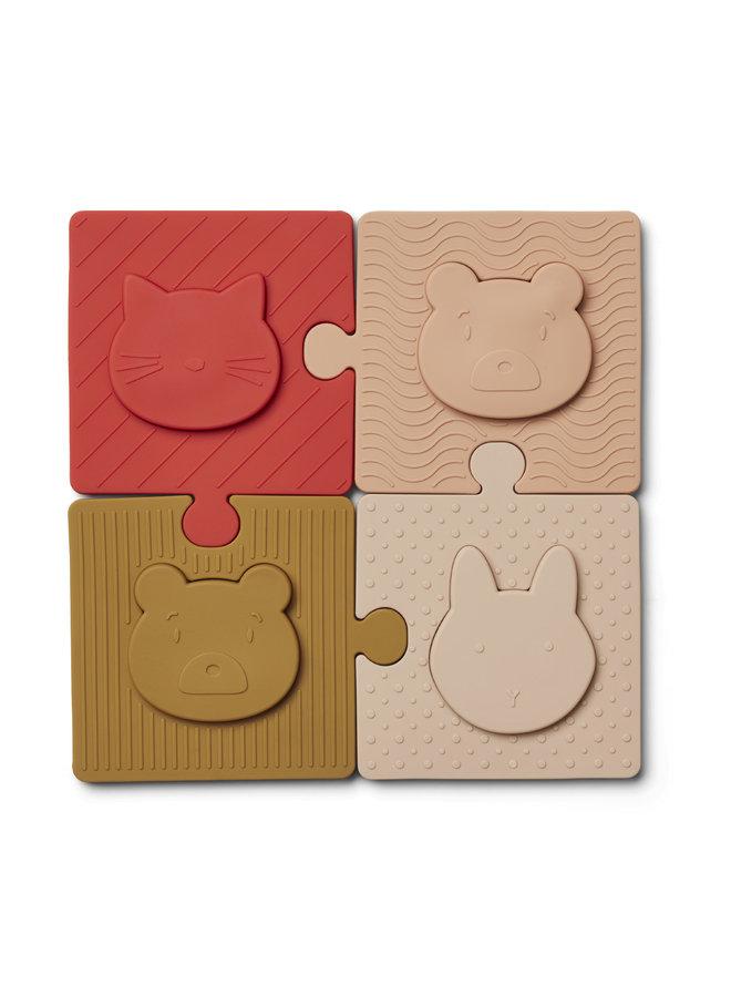 Bodil Puzzle - Rose Multi Mix